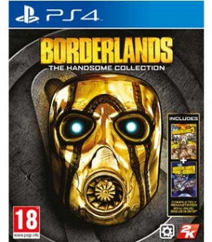 Borderlands: The Handsome Collection (Borderlands 2, Borderlands: The Pre-Sequel!) PS4