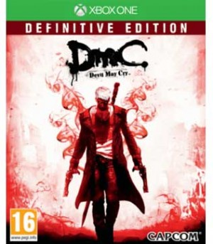 DmC: Devil May Cry Definitive Edition Xbox One