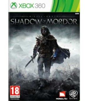 Middle-earth: Shadow of Mordor Xbox 360 (Pre-owned)