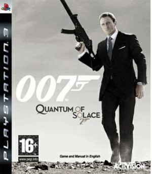 007: Quantum of Solace PS3