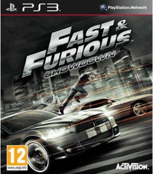 Fast and Furious: Showdown PS3