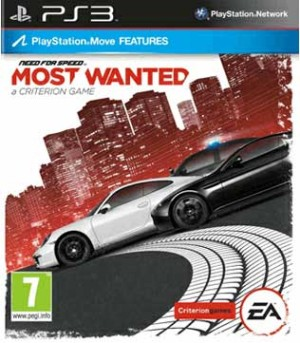 Need for Speed: Most Wanted PS3