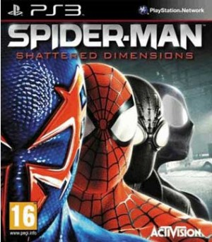 Spider-Man: Shattered Dimensions PS3