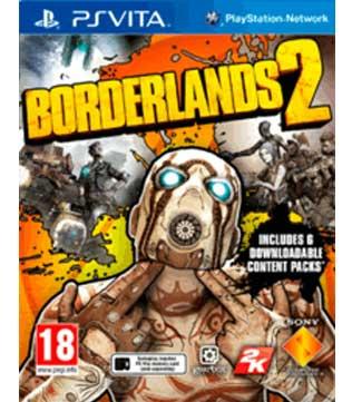PS Vita-Borderlands 2