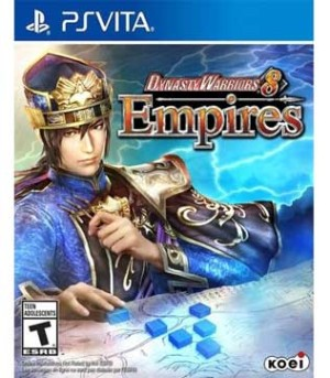 PS Vita-Dynasty Warriors 8: Empires