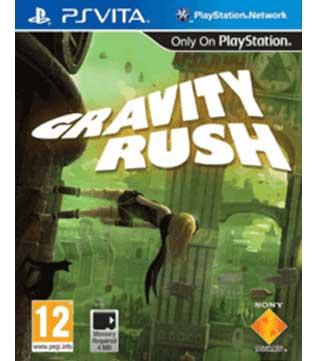 PS Vita-Gravity Rush