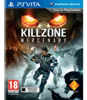 PS Vita-Killzone: Mercenary