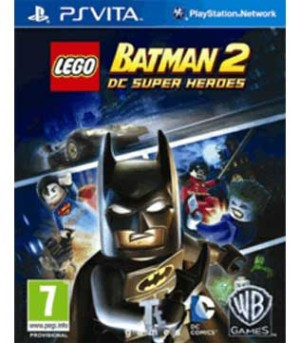 PS Vita-Lego Batman 2: DC Super Heroes