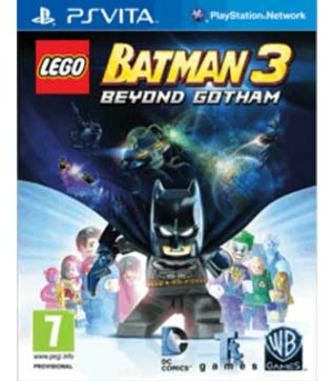 PS Vita-Lego Batman 3: Beyond Gotham