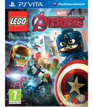 PS Vita-Lego Marvel's Avengers