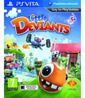 PS Vita-Little Deviants