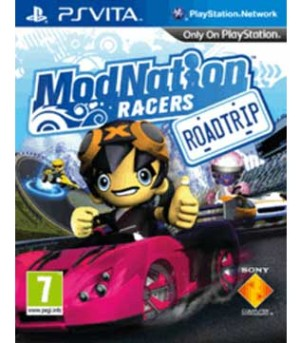 PS Vita-ModNation Racers: Road Trip