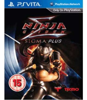 PS Vita-Ninja Gaiden Sigma Plus