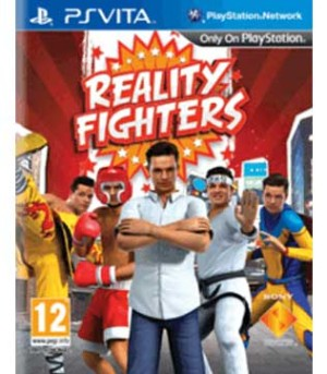 PS Vita-Reality Fighters