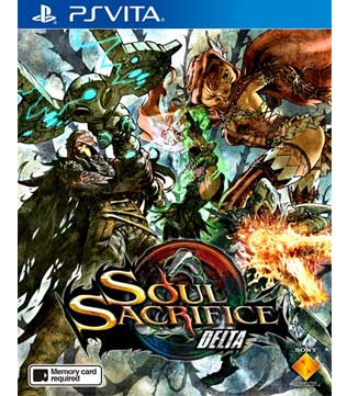 PS Vita-Soul Sacrifice