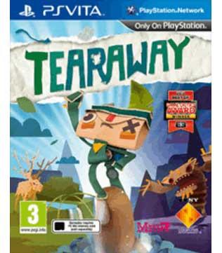 PS Vita-Tearaway