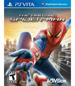 PS Vita-The Amazing Spider-Man