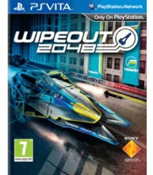 PS Vita-Wipeout 2048