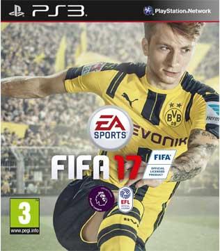 PS3-FIFA 17