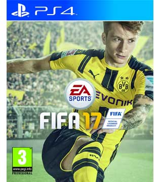 PS4-FIFA 17