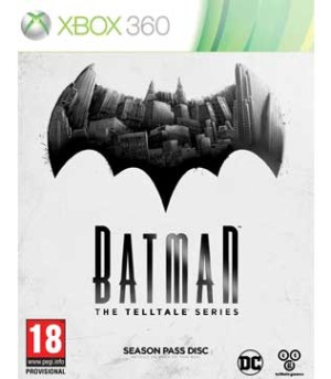 Batman: The Telltale Series Xbox 360