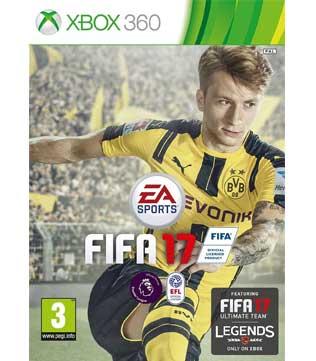 Xbox 360-FIFA 17