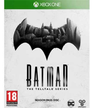 Batman: The Telltale Series Xbox One