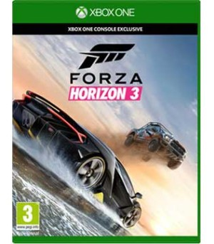 Xbox One-Forza Horizon 3
