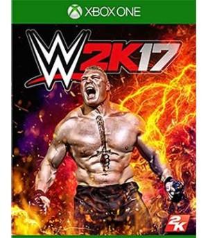 Xbox One-WWE 2K17