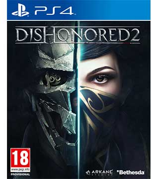 PS4-Dishonored 2