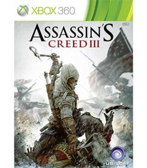 Xbox 360-Assassin's Creed III