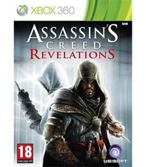 Xbox 360-Assassins Creed Revelations