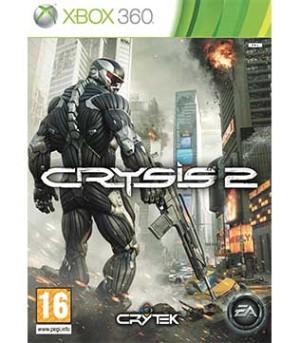 Xbox 360-Crysis 2