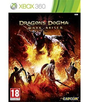 Xbox 360-Dragon's Dogma: Dark Arisen