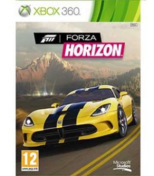 Xbox 360-Forza Horizon