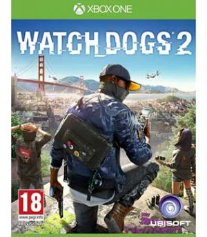 Xbox One-Watch Dogs 2