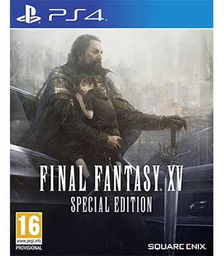 PS4-Final Fantasy XV