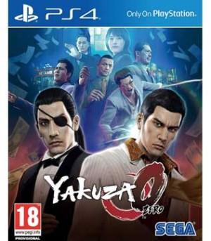 PS4-Yakuza 0