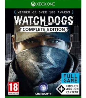 Xbox One-Watch Dogs Complete Edition
