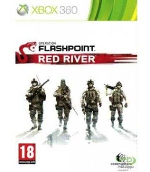 Xbox 360-Operation Flashpoint Red River