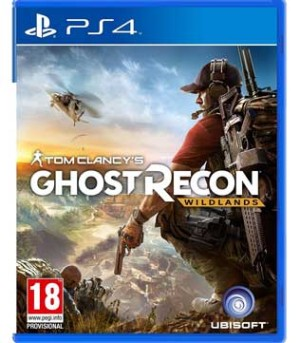 PS4-Tom Clancys Ghost Recon: Wildlands