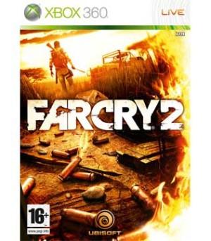 Xbox 360-Far Cry 2
