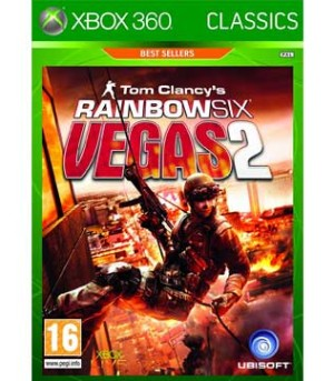 Xbox 360-Rainbow Six Vegas 2