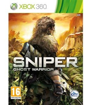 Xbox 360-Sniper Ghost Warrior