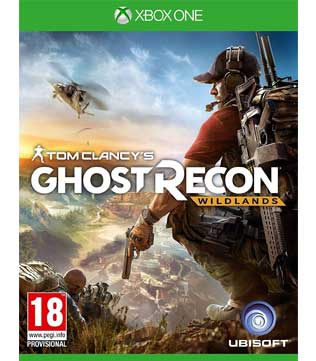 Xbox One-Tom Clancys Ghost Recon: Wildlands