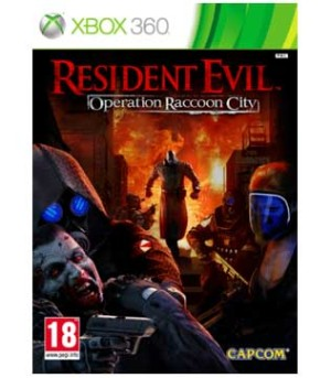 Xbox-360-Resident-Evil-Operation-Raccoon-City