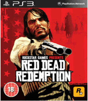 PS3-Red Dead Redemption: Undead Nightmare