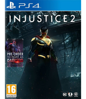 PS4-Injustice 2
