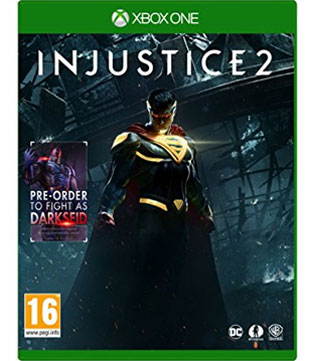 Xbox One-Injustice 2