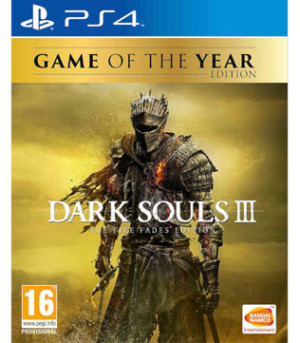 PS4-Dark Souls III The Fire Fades Edition